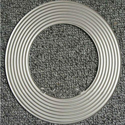 corrugated gasket cover graphite/ptfe