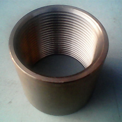 ASTM A182 F304 Full Coupling, 1/2 Inch, 3000#, NPT