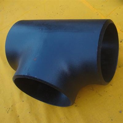 ANSI B16.9 Pipe Tee Seamless 1/2-36 Inch / Welded 24-90 Inch