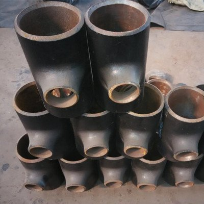 Extruded Tee, ASTM A860 WPHY 60, MSS SP 75, BW