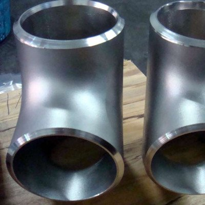Seamless Equal Tee, ASTM A234 WP11, DN350, SCH 120